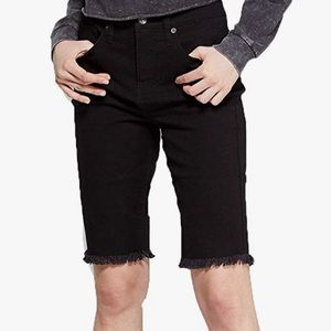 NWT Wild Fable High-Rise Shorts | Black